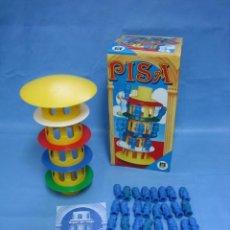 Juguetes antiguos: 11 JUGUETE PISA DE DISET. Lote 70180665