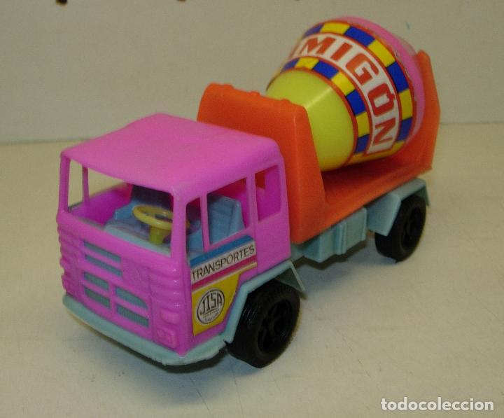Cmts De Plástico 15 Jisa Juguetes Camión Pegaso Hormigonera FlcK1J