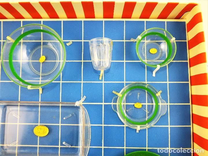 Juguetes antiguos: Vajilla Menaje de juguete 12 piezas Cca1970 - Foto 3 - 71951951