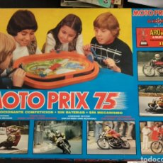 Juguetes antiguos: JUGUETE AIRGAM MOTO PRIX 75 , MOTOPRIX 75. Lote 72015311