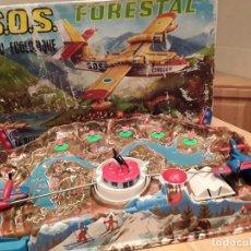 Juguetes antiguos - Sos forestal jugati, funcionando - 73450695