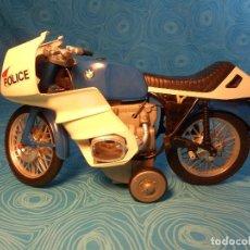 MOTO POLICIA BMW DE CLIM, ( REF 4 )