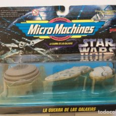 Juguetes antiguos: MICROMACHINES STAR WARS COLECCION XI. Lote 74737375
