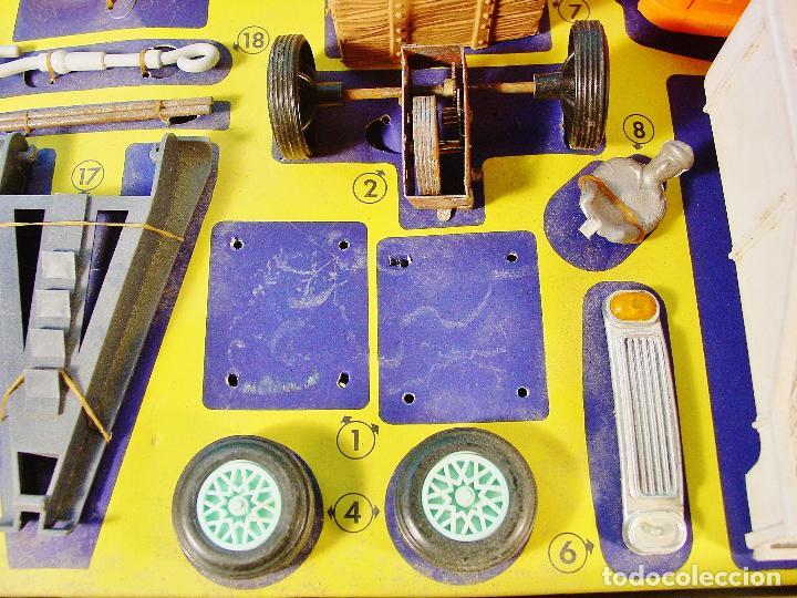 Juguetes antiguos: CAMIONES GEYPER. CAJA GRANDE. REF. 504. CASI COMPLETO - Foto 6 - 74850343