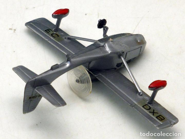 Juguetes antiguos: Avioneta Eko Messerschmitt Me 109 con caja - Foto 3 - 75226379