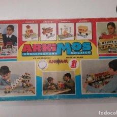 Giocattoli antichi: ARKIMOS REF. 510/1 - ARQUITECTURA MOSAICO - AIRGAM. Lote 94437448