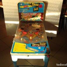 Juguetes antiguos: ANTIGUO PIN BALL O FLIPPER CASA RIMA. Lote 77088705