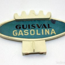 Juguetes antiguos: LETRERO GASOLINA - JUGUETE GUISVAL. Lote 77507029