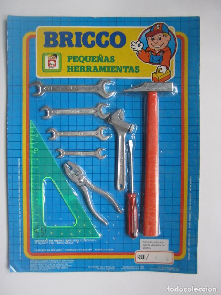 brico pequeñas herramientas de juguete metal ma - Comprar Juguetes ...