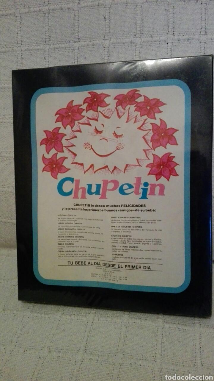 Juguetes antiguos: «Chupetin»set de baño,buen estado - Foto 4 - 81581347