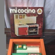 Juguetes antiguos: MI COCINA REF 702 JUYCO. NUEVA, DE JUGUETERIA. Lote 95848707