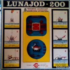 Juguetes antiguos: LUNAJOD 200 CONGOST. Lote 83577284