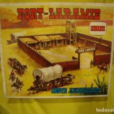 Juguetes antiguos: FUERTE FORT LARAMIE COMANSI REF 17118, NUEVO. Lote 83936556