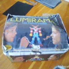 Juguetes antiguos: LUMIRAMA JUEGO ANTIGUO. Lote 84198716