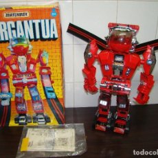 Juguetes antiguos: ROBOT CARGANTUA - MATCHBOX. Lote 85097280