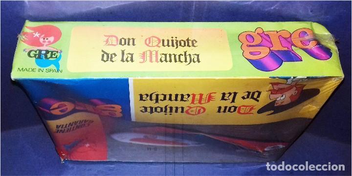 Juguetes antiguos: EMBARCACIÓN HINCHABLE - GRE - MEDIDAS 120 X 90 CM - SERIE DON QUIJOTE DE LA MANCHA - 1979 (NUEVA) - Foto 3 - 85144496