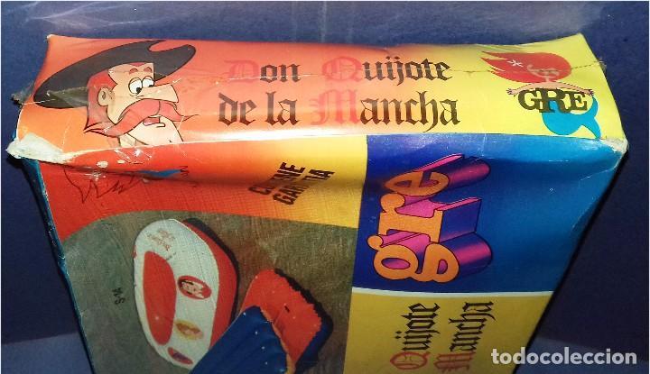Juguetes antiguos: EMBARCACIÓN HINCHABLE - GRE - MEDIDAS 120 X 90 CM - SERIE DON QUIJOTE DE LA MANCHA - 1979 (NUEVA) - Foto 4 - 85144496