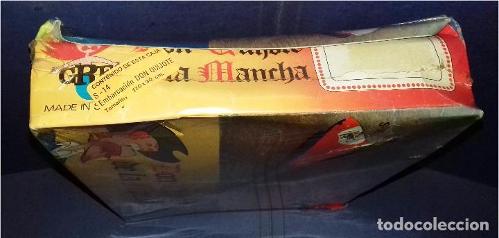 Juguetes antiguos: EMBARCACIÓN HINCHABLE - GRE - MEDIDAS 120 X 90 CM - SERIE DON QUIJOTE DE LA MANCHA - 1979 (NUEVA) - Foto 5 - 85144496