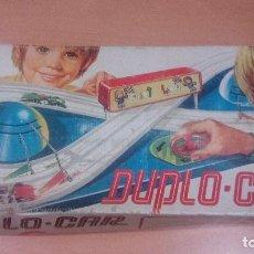 Juguetes antiguos: DUPLO CAR - CONGOST - COMPLETO - BUEN ESTADO - CONGOST 1976 - LEER. Lote 86422124