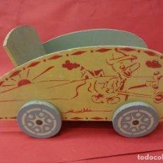 Tartana carro carrito caballo caballito remolqu comprar for Cuanto cuesta adaptar un coche para silla de ruedas