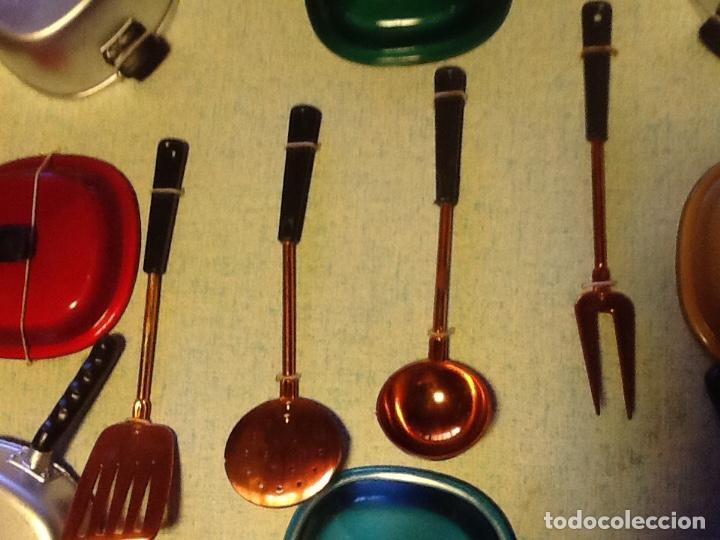 Juguetes antiguos: JUGUETE MENAJE DE COCINA PSE AÑOS 60 - Foto 4 - 87491684