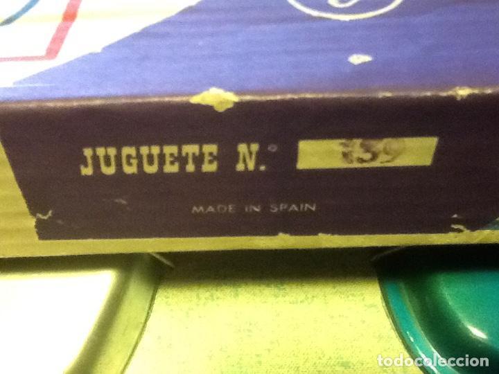 Juguetes antiguos: JUGUETE MENAJE DE COCINA PSE AÑOS 60 - Foto 6 - 87491684