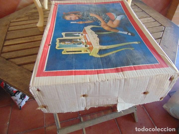 Juguetes antiguos: JUGUETE PARA NIÑA TOILETTE DE MARY PERY DESMONTABLE CON PUFF Y ACCESORIOS - Foto 3 - 89032156