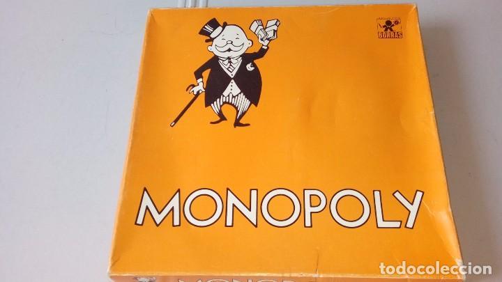 Juguetes antiguos: ANTIGUO MONOPOLI. JUGUETES BORRAS. LE FALTA EL TABLERO EL RESTO COMPLETO , - Foto 2 - 90899580