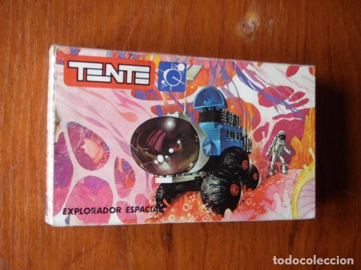 TENTE EXPLORADOR ESPACIAL REF 0652 (Juguetes - Marcas Clasicas - Otras Marcas)