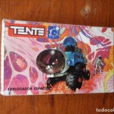 Juguetes antiguos: TENTE EXPLORADOR ESPACIAL REF 0652. Lote 90994100
