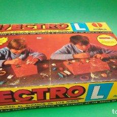 Juguetes antiguos: AIRGAM ELECTRO L A ESTRENAR AÑOS 70. Lote 91578465