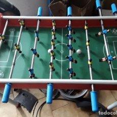 Juguetes antiguos: FUTBOLIN RIMA, ANTIGUO CON CAJA.. Lote 93045995