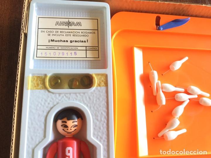 Juguetes antiguos: Mini bowling de Airgam - Foto 4 - 95008827