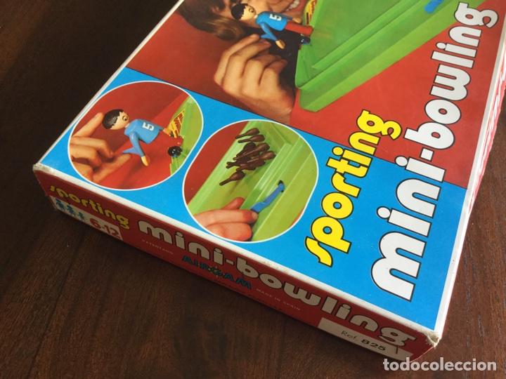 Juguetes antiguos: Mini bowling de Airgam - Foto 5 - 95008827