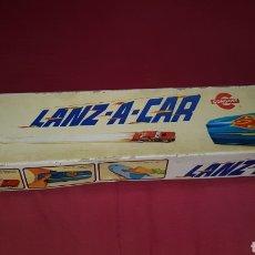 Juguetes antiguos: LANZ-A-CAR DE CONGOST 1977 . Lote 95309254
