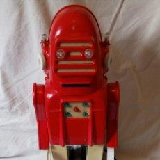 Juguetes antiguos - Robotino. Jefe. Juguetes Espaciales. Industrias Saludes. Valencia. - 100289594