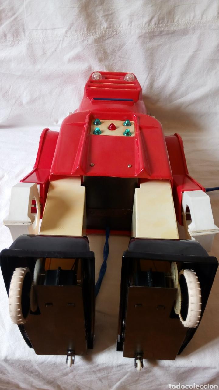 Juguetes antiguos: Robotino. Jefe. Juguetes Espaciales. Industrias Saludes. Valencia. - Foto 10 - 100289594