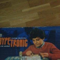 Juguetes antiguos: AYPERTRONIC. Lote 100381839