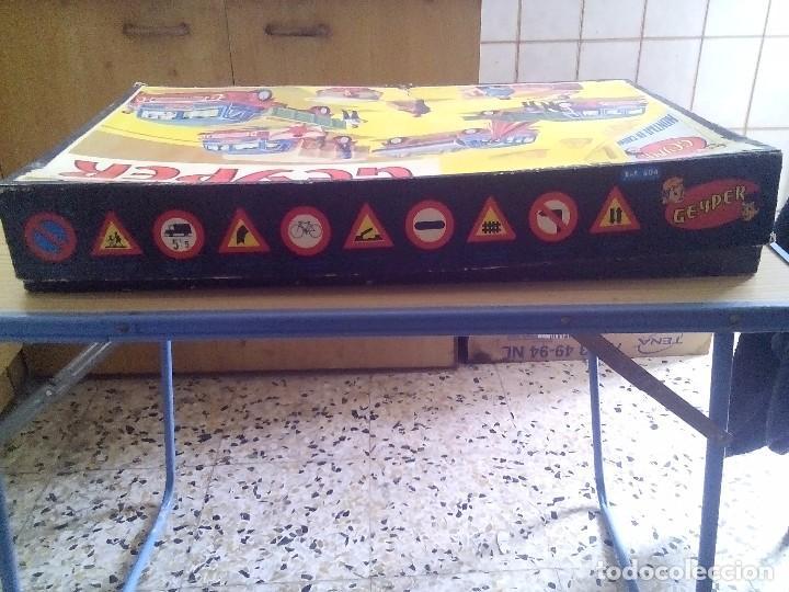 Juguetes antiguos: Camiones Geyper 504 Casi Completa - Foto 5 - 101313819