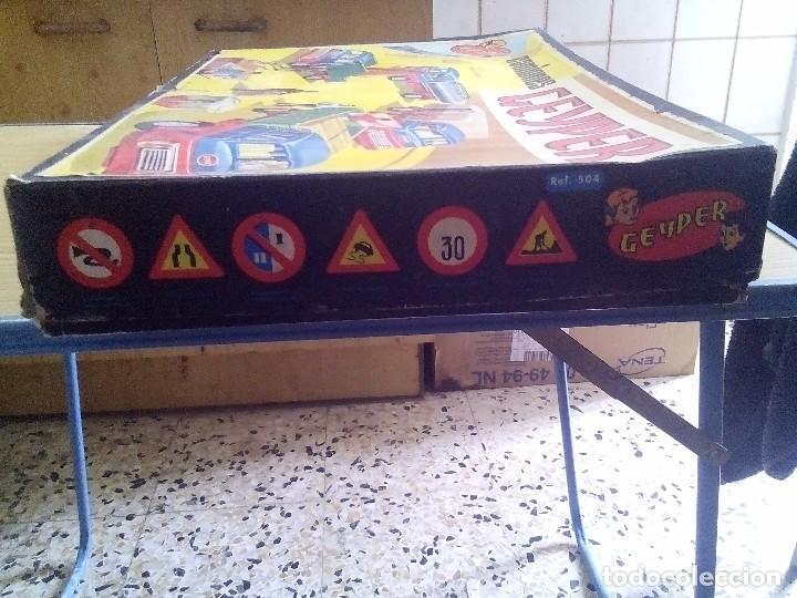 Juguetes antiguos: Camiones Geyper 504 Casi Completa - Foto 6 - 101313819