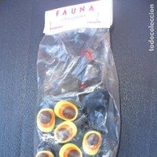 Juguetes antiguos: CULEBRINA FAUNA - JUGUETE CLASICO SIN ABRIR AÑOS 70 SPAIN -. Lote 103613371