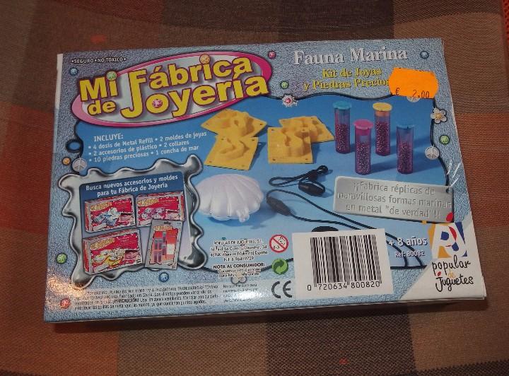 a serie Mi Original año De Juguetes Estrenar Fauna 1998 Marina Fábrica Joyeria popular caja xdBCoe