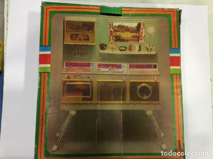 Juguetes antiguos: COCINA ELÉCTRICA PALAU AÑOS 60 - Foto 12 - 104863599