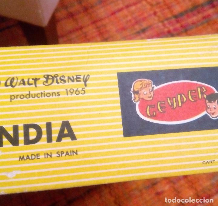 Juguetes antiguos: Disneylandia geyper - Foto 3 - 105510667