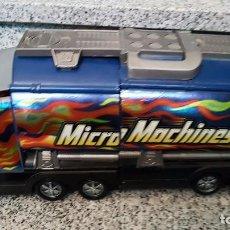 Juguetes antiguos: CAMIÓN MICRO MACHINES . . Lote 127572674