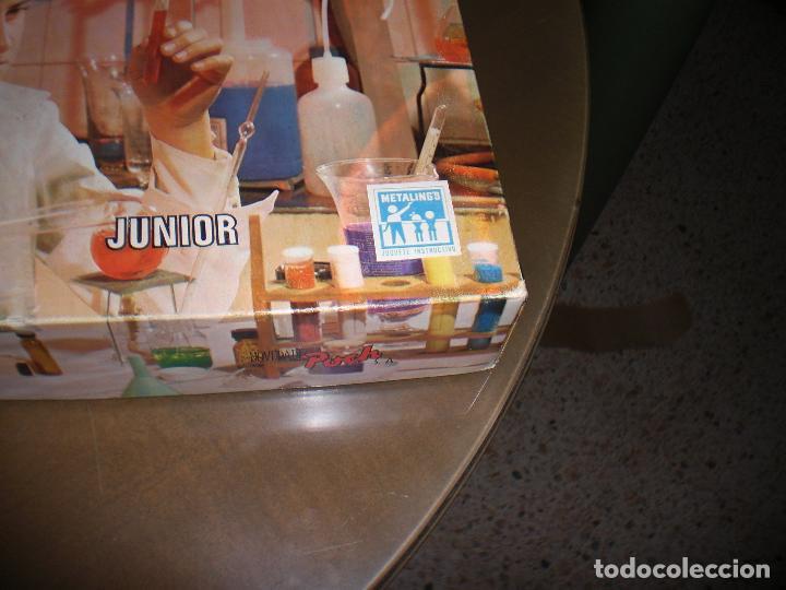 Juguetes antiguos: JUEGO DE QUIMICA KIMING DE POCH , JUGUETE ANTIGUO, JUEGO DE QUIMICA - Foto 2 - 105689419