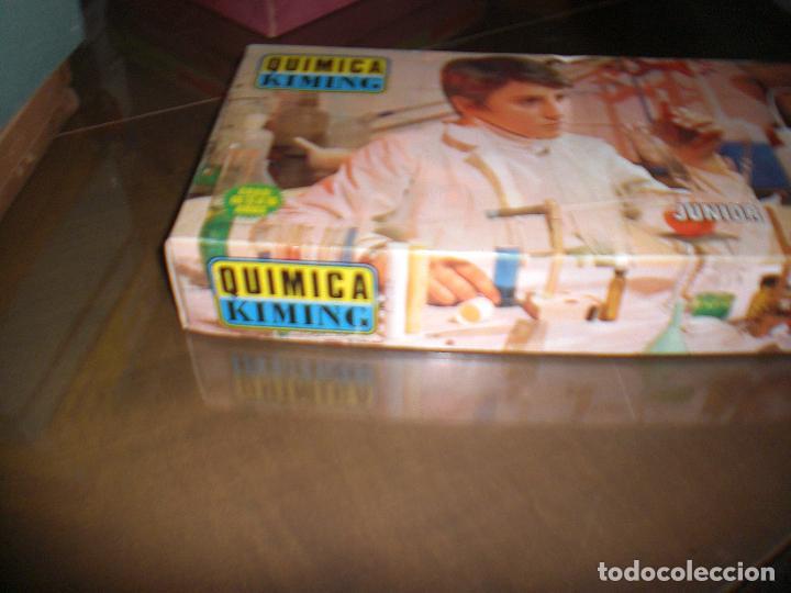Juguetes antiguos: JUEGO DE QUIMICA KIMING DE POCH , JUGUETE ANTIGUO, JUEGO DE QUIMICA - Foto 4 - 105689419