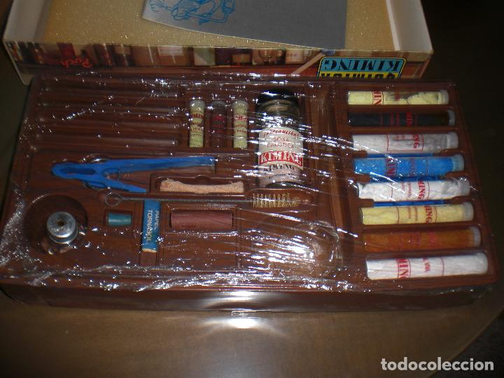 Juguetes antiguos: JUEGO DE QUIMICA KIMING DE POCH , JUGUETE ANTIGUO, JUEGO DE QUIMICA - Foto 8 - 105689419