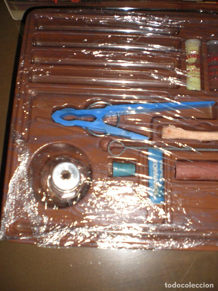 Juguetes antiguos: JUEGO DE QUIMICA KIMING DE POCH , JUGUETE ANTIGUO, JUEGO DE QUIMICA - Foto 15 - 105689419