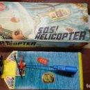 Juguetes antiguos: SOS HELICOPTERO DE RESCATE, CONGOST, AÑOS 70 . Lote 105854631